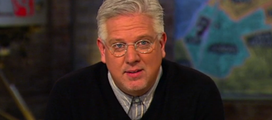 VIDEO: Glenn Beck Predicts 1/2 of Churches Will Disappear if Supreme Court Rules in Favor of Gay Marriage