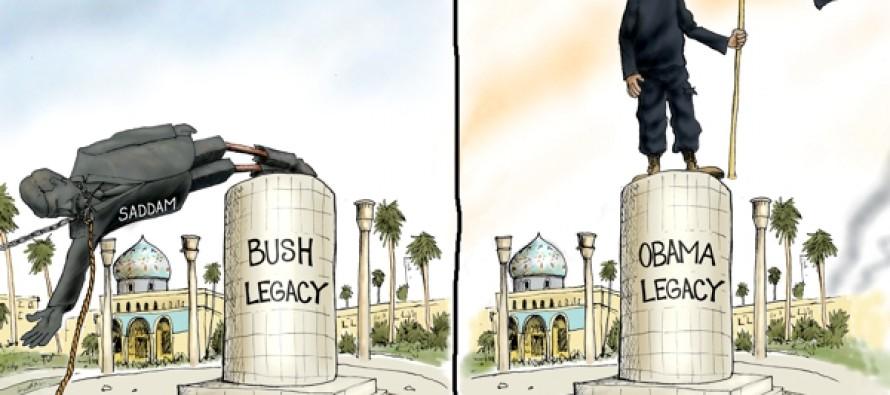 Iraq Legacy (Cartoon)
