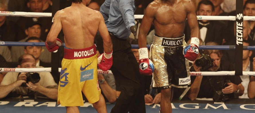 Former Champ Evander Holyfield: Boxing Needs Less Hugging & More Fighting