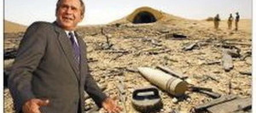GOP Presidential Candidates Tricked Into Flip-flop on Iraq War