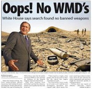 No WMDs