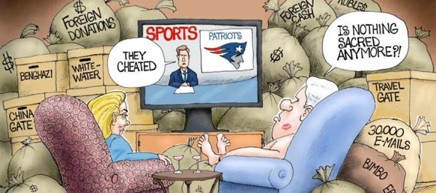 Patriots Cheating
