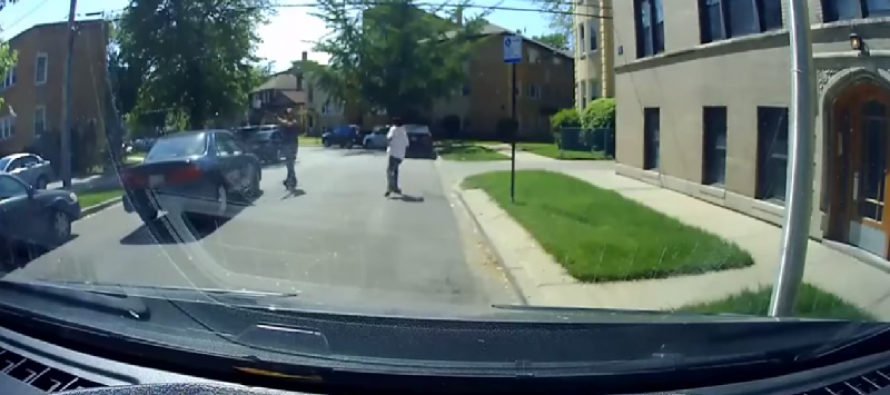 A Lady is Walking Down the Street in Chicagoland – When THIS Happens in Broad Daylight