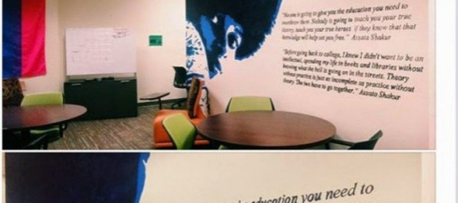 'It Is Being Removed Immediately': University Scrambles After Learning of 'Extremely Disappointing' Mural