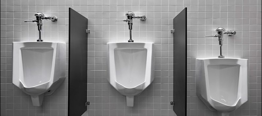 [VIDEO] The path to gender equality goes down the toilet and definitely not a urinal.