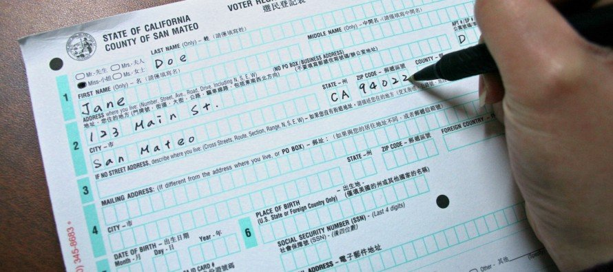 Levin:  Obama preventing Voter Forms from identifying non-residents