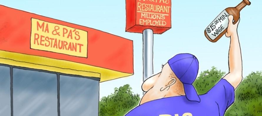 Job Killer (Cartoon)