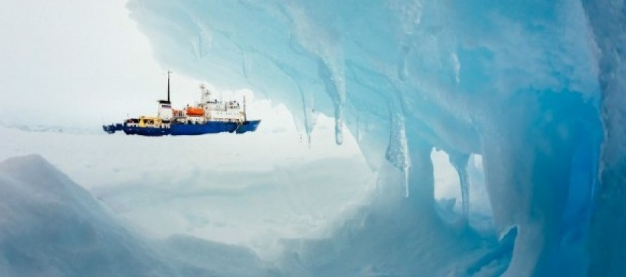 Global Warming? Antarctica Has So Much Sea Ice Scientists Have Trouble Getting There