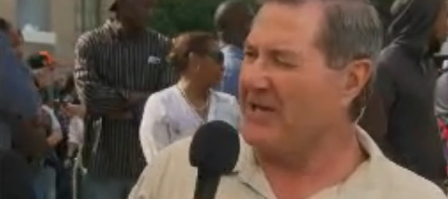 VIDEO: 'It's Ridiculous and Enough Is Enough': Former FBI Official Chews Out Baltimore Protesters for 'Basically Advocating Anarchy'