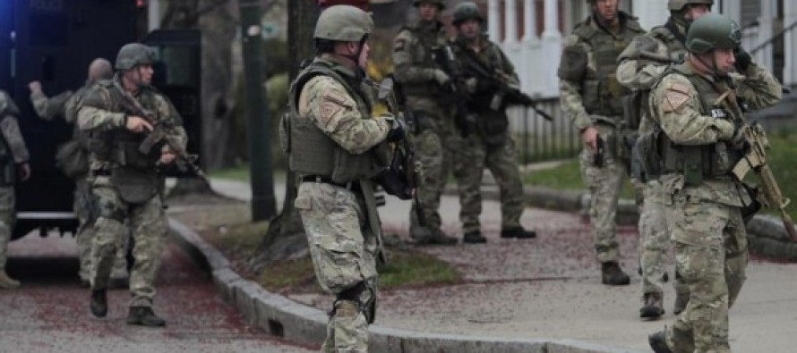 Martial Law? 'Jade Helm' Military Exercise Causing Political Firestorm In Texas, Western States