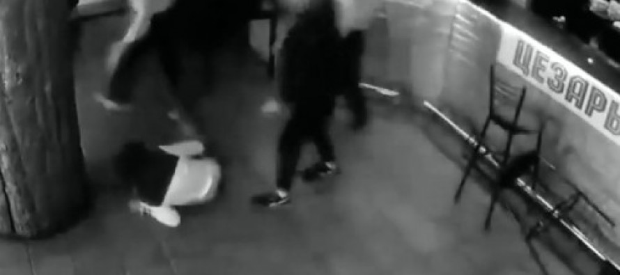VIDEO: Barroom Groper Gets Taught a Much-Needed Lesson