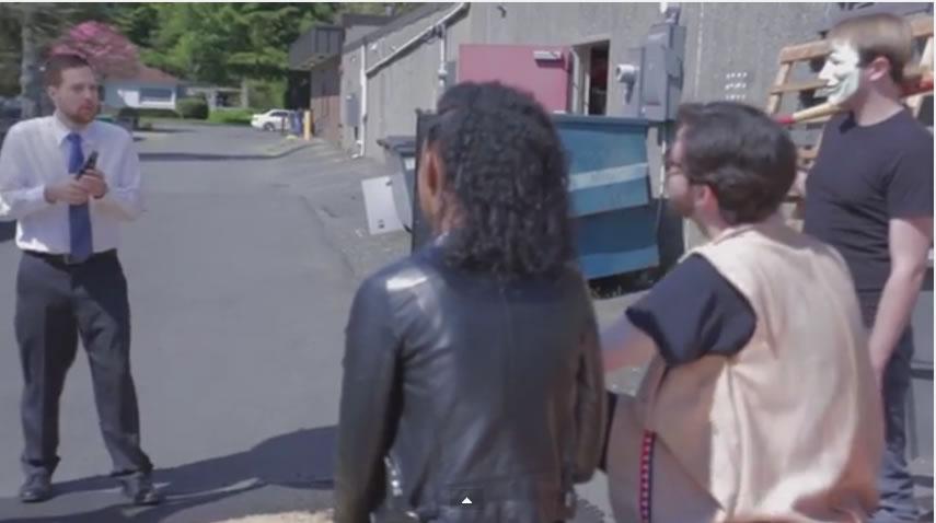 anarchist video