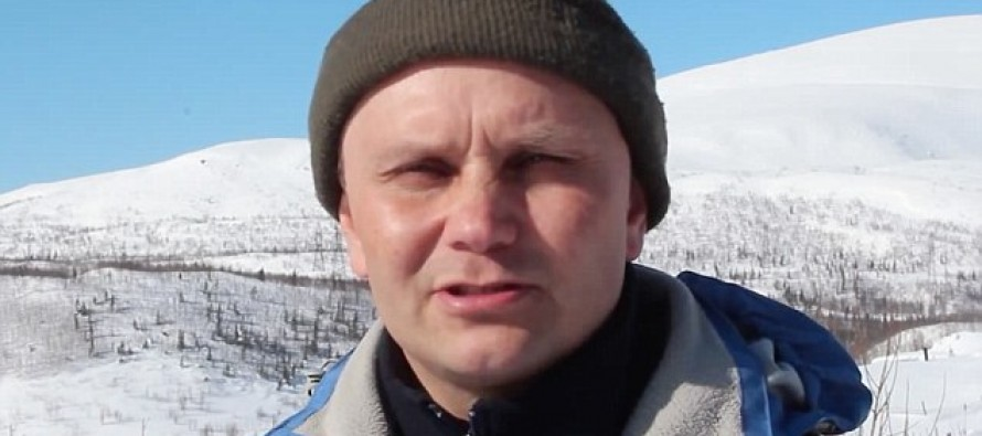 [INCREDIBLE VIDEO] Russian Hiker Performs Surgery on HIMSELF on a Mountaintop