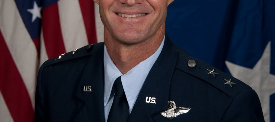 Liberal group calls for general to be court martialed for mentioning God