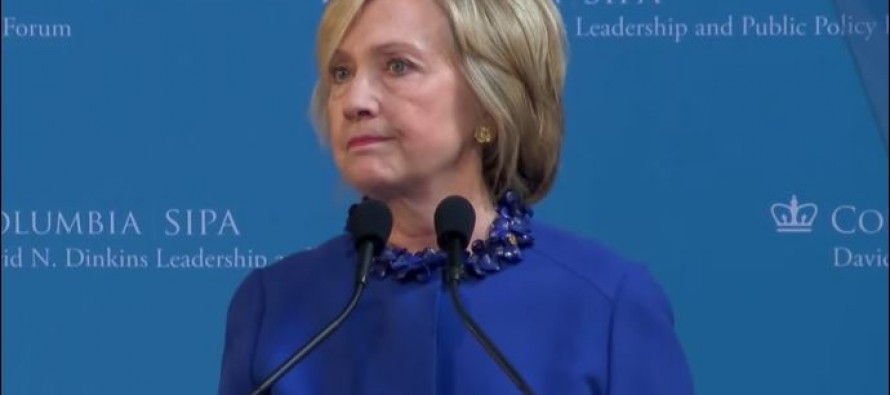 Hillary Gets '4 Pinocchios' For Alleging Illegal Aliens Pay More In Taxes Than Corporations