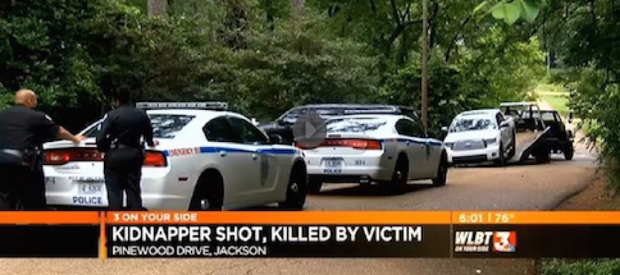 Only ONE Survives After Kidnap Victim Grabs His Gun After Thugs Threaten His Wife
