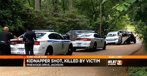 kidnapper shot and killed MS