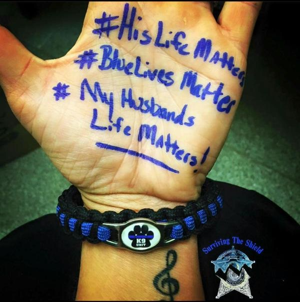 my husbands life matters