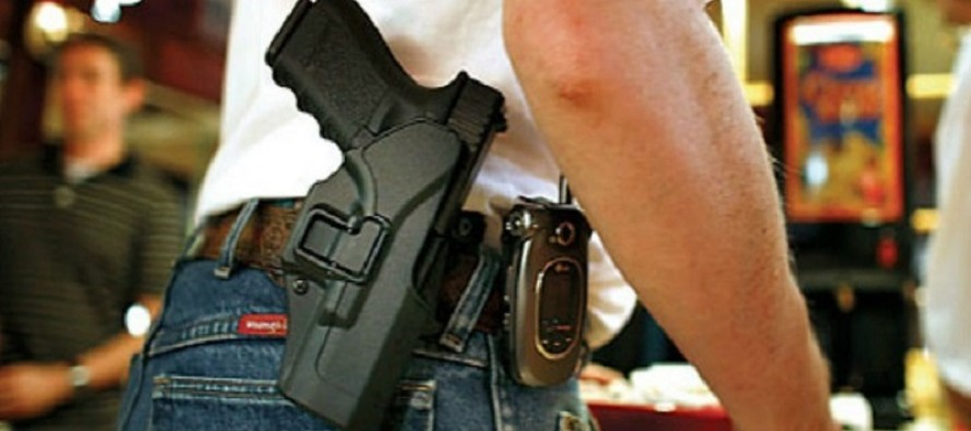 Open Carry Bill Approved in Texas – Gov Vows to Sign into Law
