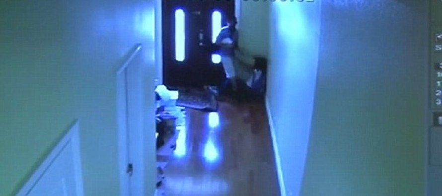 Frightened 13 year old fights off attacker who entered home, 'Daddy, come home. Some guy tried to rape me.'
