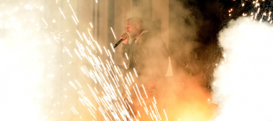 VIDEO: Classless Kanye West Censored For Cursing at the Billboard Music Awards