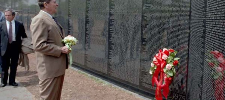 VIDEO: Ronald Reagan's Memorial Day Message