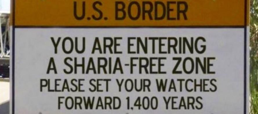 "GOD BLESS TEXAS: State Senate Passes Anti ""Sharia Law"" Bill"