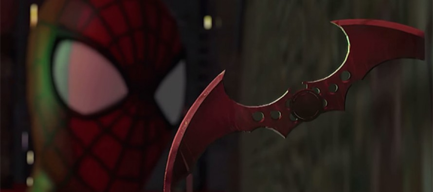VIDEO: The Most Insane Marvel VS DC Animated Fan Film