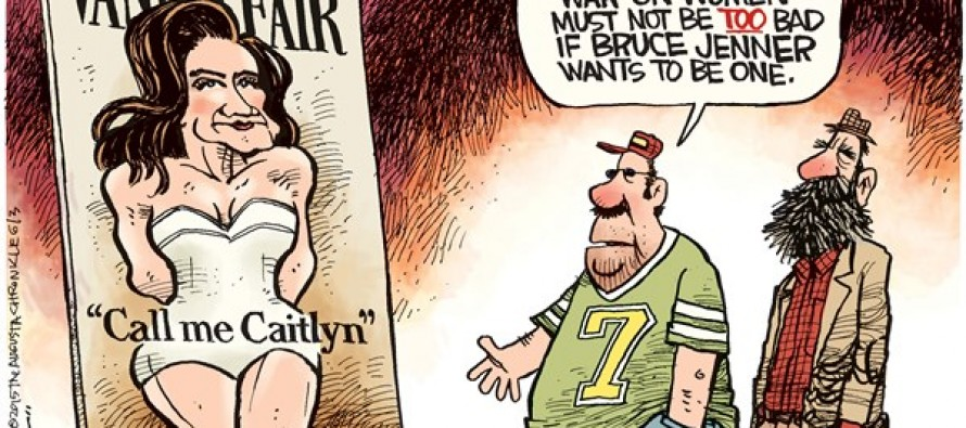 Bruce Jenner (Cartoon)