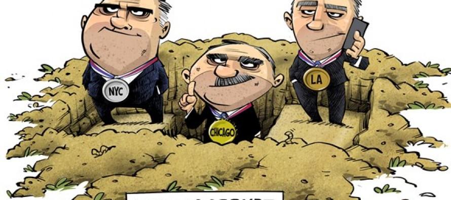 Corruption Olympics (Cartoons)