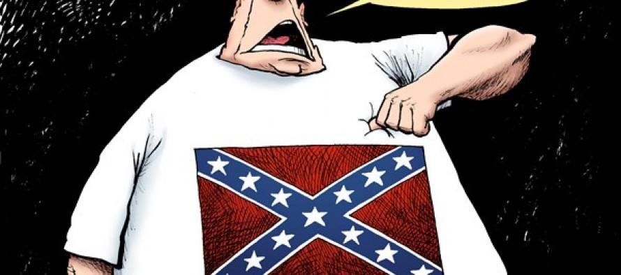 Confederate Flag (Cartoons)