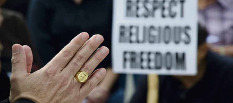 Forget A Federal Marriage Amendment and Go For Religious Freedom Acts In All 50 States