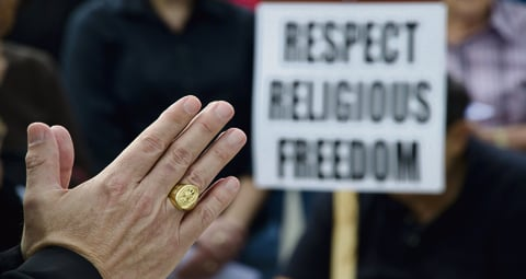 New Poll Finds That By 4 to 1 Americans Choose Religious Freedom Over Gay Rights