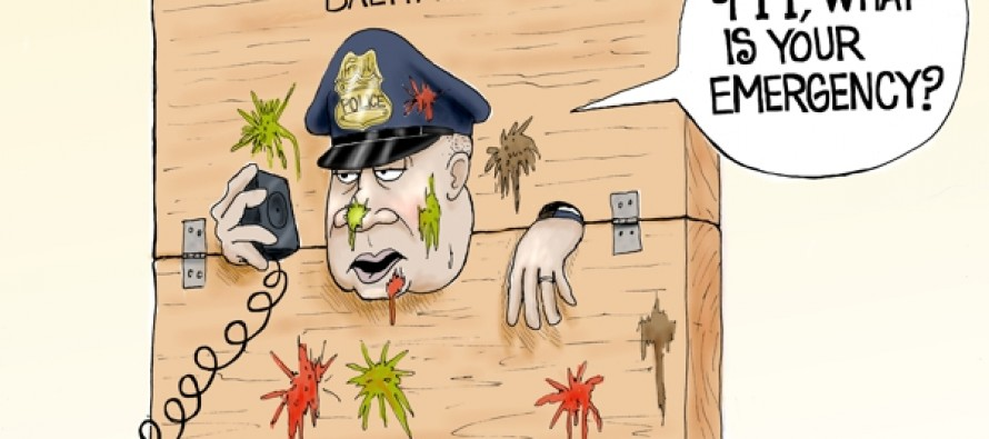 Who You Gonna Call? (Cartoon)