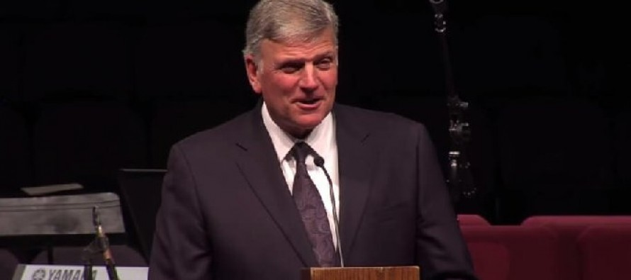 Franklin Graham Just Slapped The Supreme Court With Biblical Truth About Marriage