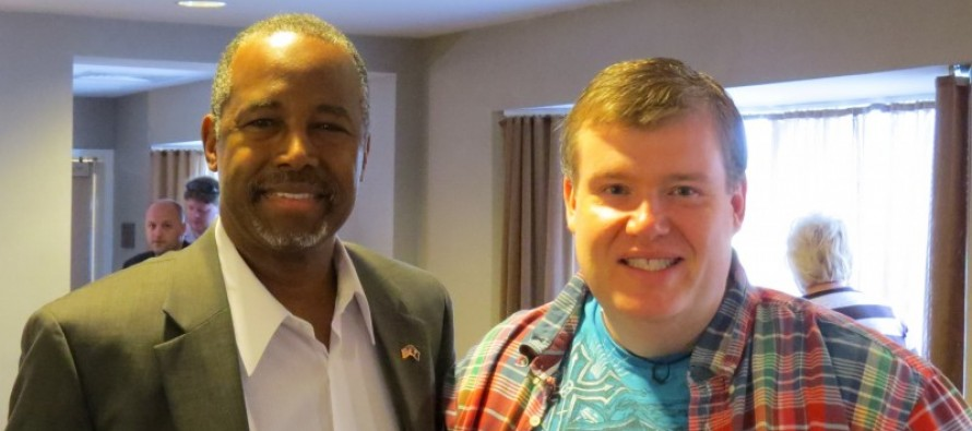 Right Wing News Interviews Dr. Ben Carson