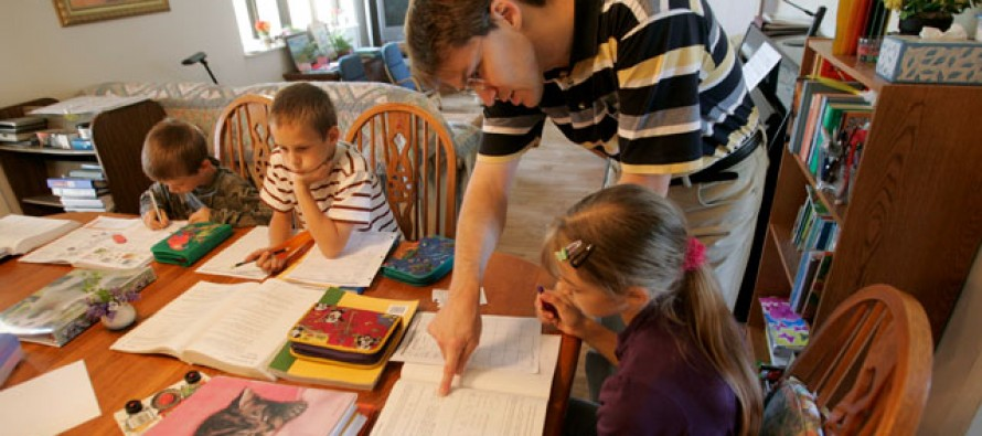NEA union mandates new government restrictions for homeschoolers