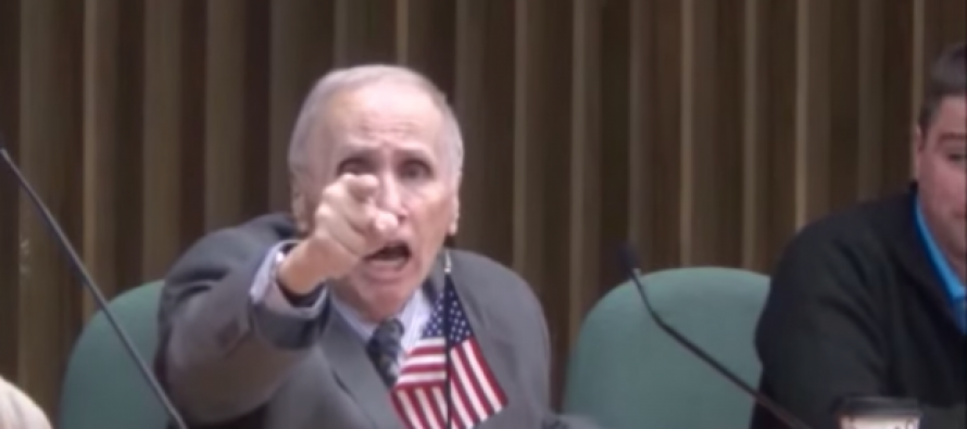 Watch Dem Councilman's Reaction to Pushback on Anti-Gun Proposal: 'Shut Up!' [Video]