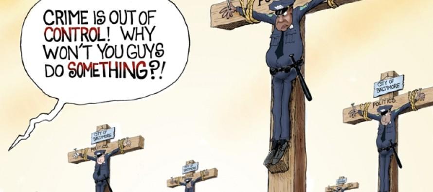 Police Brutality (Cartoon)