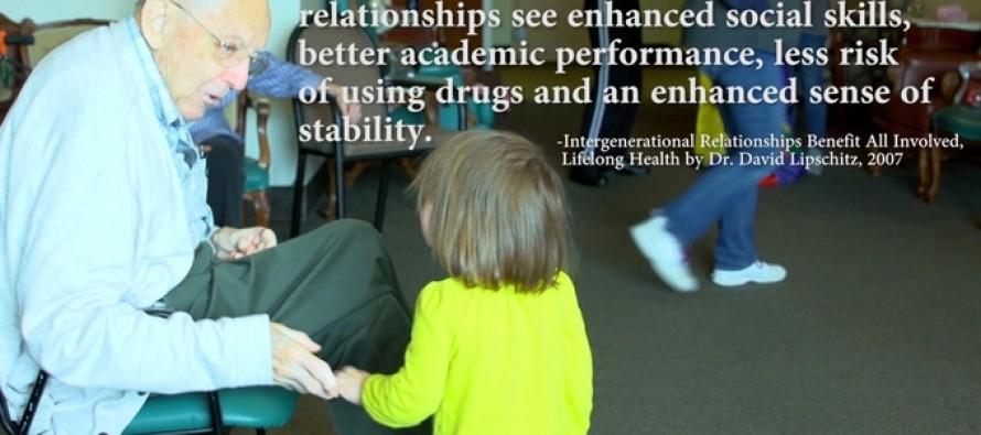 [VIDEO] Seattle Seniors 'Transformed' By On-Site Preschool