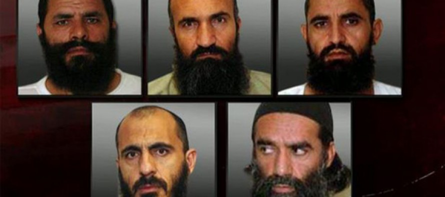 Retired Army Lt. Col. On Fox: We Should Kill The 5 Terrorists We Traded For Bergdahl