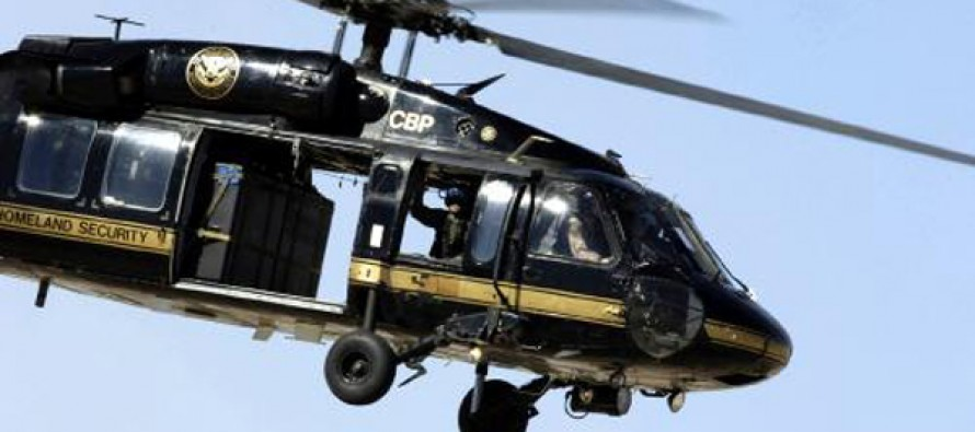 Armored Blackhawks Headed to Texas Border in Wake of Attack on US Chopper