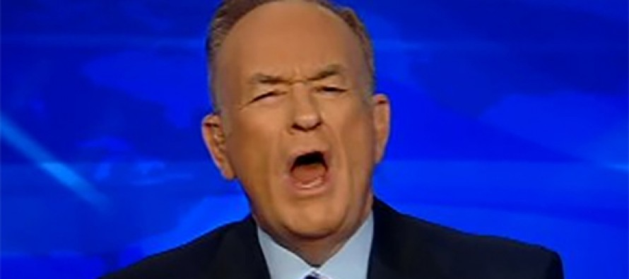 "O'Reilly: ""I'm Not Going To Take This Garbage Anymore,"" There Is No Epidemic Of Racism"
