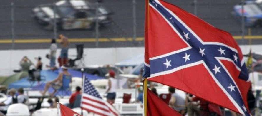 NASCAR Wants Confederate Flag Banned at All Races