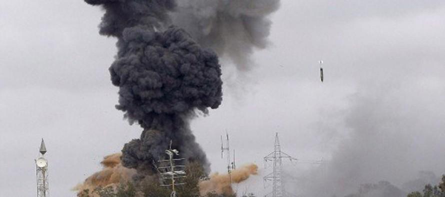 U.S. Bombs ISIS Headquarters After Jihadi Tweets Brag