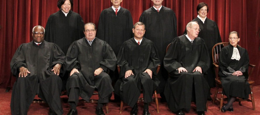 New House Bill Would Make Supreme Court Justices Enroll in Obamacare