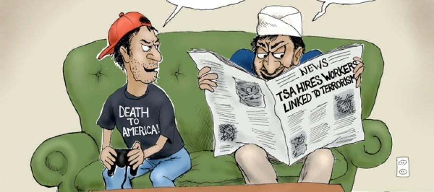 ISIS Job Opportunities (Cartoon)