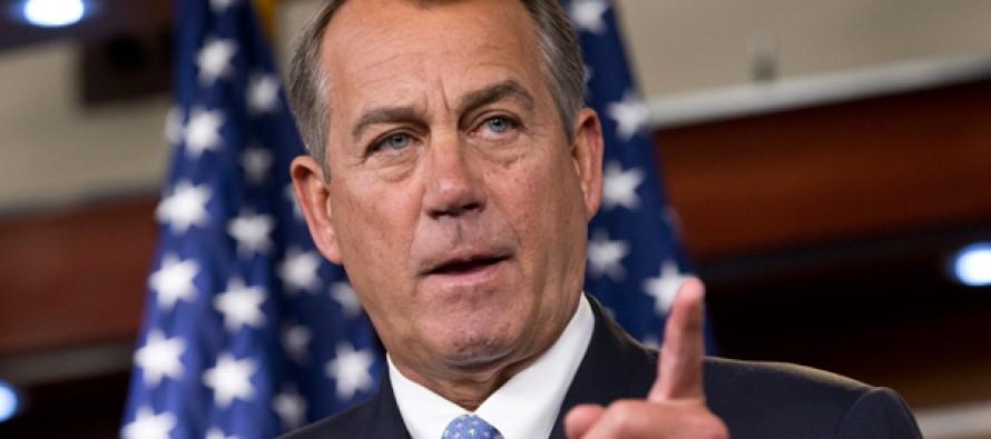 Boehner Denies Conservative Amendments to Obamatrade Deal – But Allows Democrats to Amend the Bill