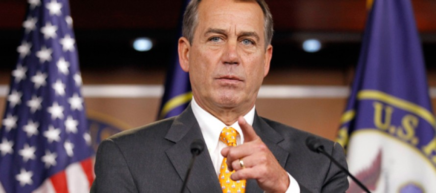 Mark Levin PRAISES House Conservatives Who Threaten To Side With Democrats To OUST BOEHNER