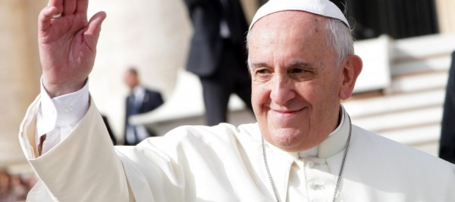 Pope Francis: 'Gender Theory Is An Error of the Human Mind That Leads to So Much Confusion'
